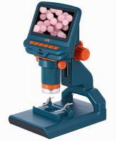 Микроскоп цифровой Levenhuk LabZZ DM200 LCD - фото