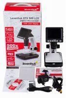 Микроскоп цифровой Levenhuk DTX 500 LCD - комплектация