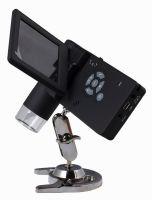 Микроскоп цифровой Levenhuk DTX 500 Mobi - вид сбоку