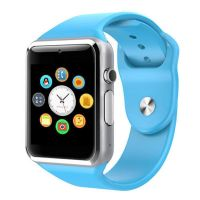 Умные часы Smart Watch W8, Голубой