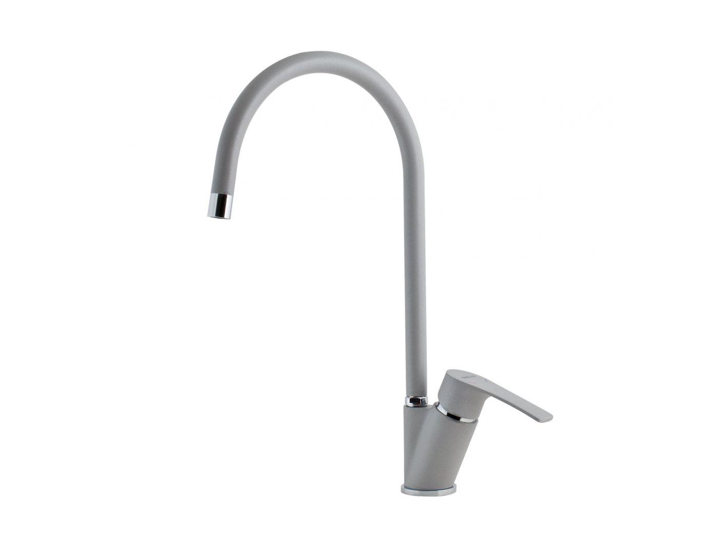 Смеситель для кухни Ewigstein 5023501 Серый металлик