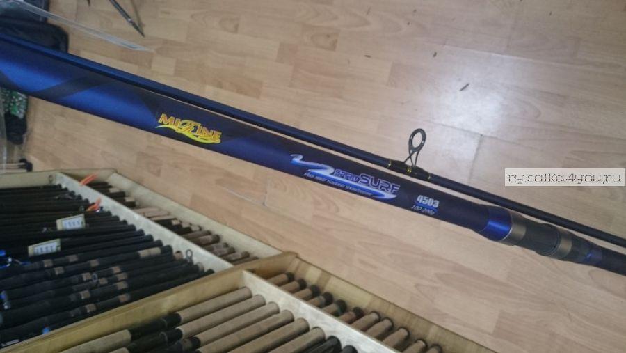 Удилище штекерное Mifine Surf Rod Trovisso 3.9 м / 100-200 г