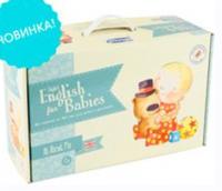 Skylark English for Babies. All About Me [Умница]