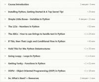Библия Python   Все, что вам нужно для программирования на Python [Udemy]