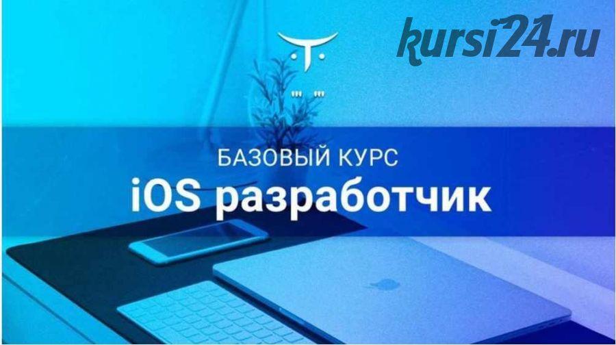 [OTUS] iOS-разработчик. Базовый курс. Часть 1-3 (2019) (Константин Савялов)