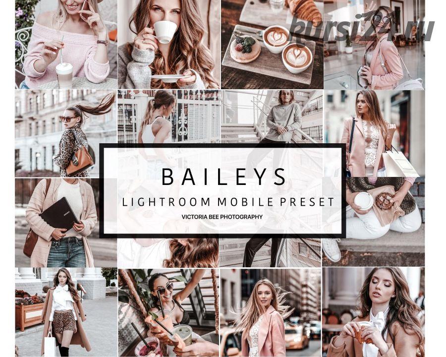 Мобильный пресет BAILEYS (Victoria Bee)