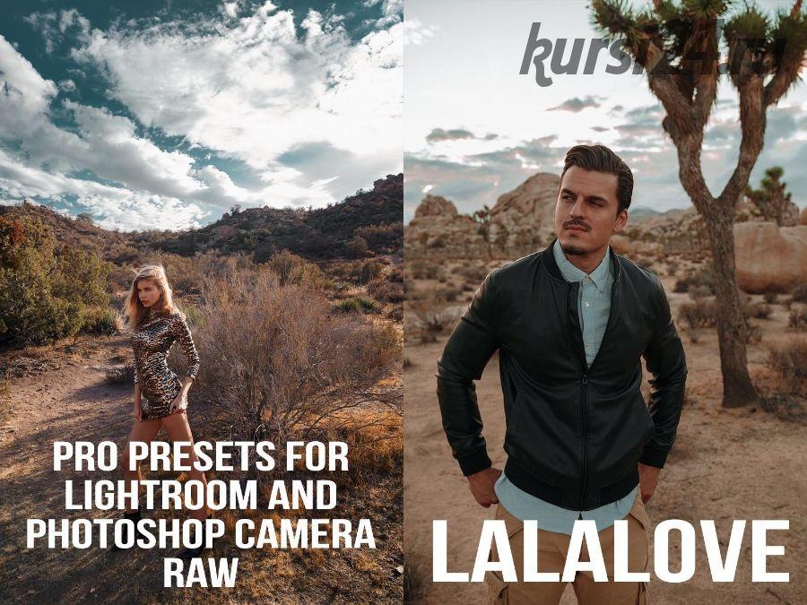 [BAAZD SHOP] LaLaLove pro presets for Lightroom / CameraRaw (Alexei Bazdarev)
