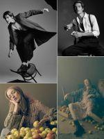 'Портрет для глянца' + 'Свет из окна. Все гениальное просто!' (Ольга Тупоногова-Волкова)