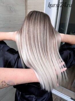 SERF-BLOND: рельефная растяжка цвета (Анастасия Мокко)