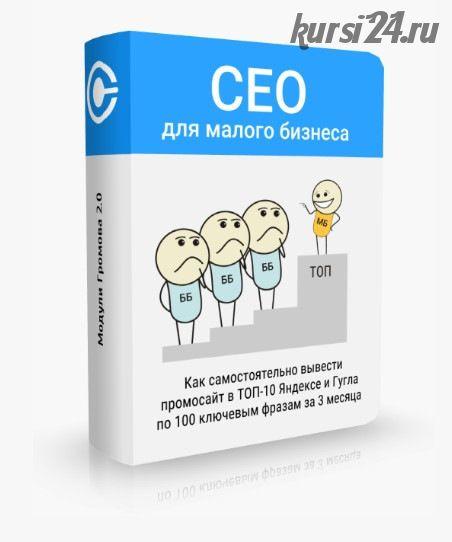 Как продвинуть сайт в ТОП-10 Яндекса и Гугла (Андрей Громов)