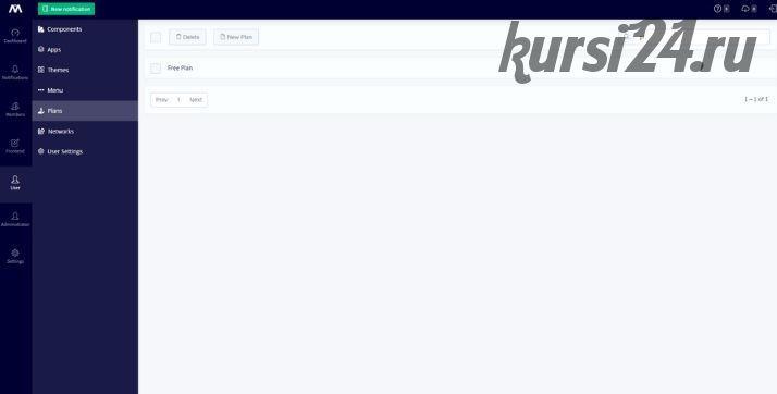Midrub - публикация в whatsapp, vk, facebook, instagram