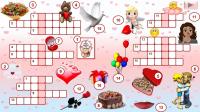 Игры для уроков английского «Valentine's pack» (Helgabel)