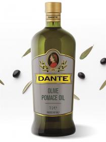 Оливковое Масло Olio Dante Pomace 1л