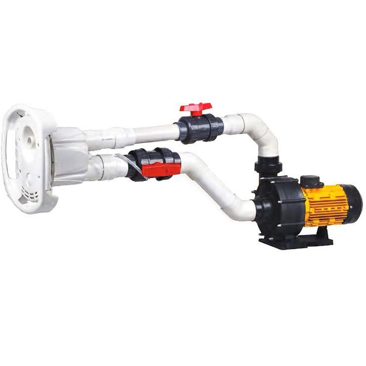 Противоток для бассейна AquaViva AV-JET-5.5ST Kit (380В, 68м3/час, 5.5HP)