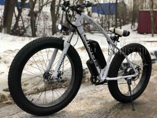 Электровелосипед Фэтбайк Dinos
