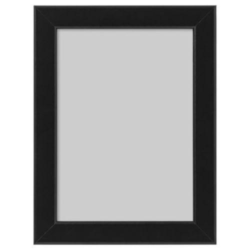FISKBO ФИСКБУ, Рама, черный, 13x18 см - 903.789.98