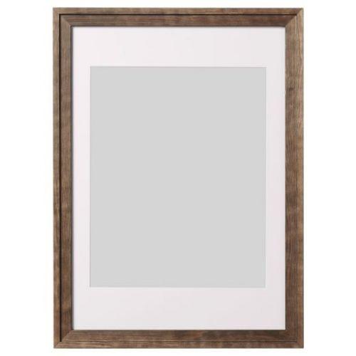 RAMSBORG РАМСБОРГ, Рама, коричневый, 50x70 см - 604.784.09