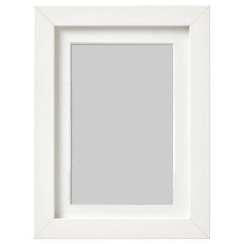 RIBBA РИББА, Рама, белый, 13x18 см - 603.815.39