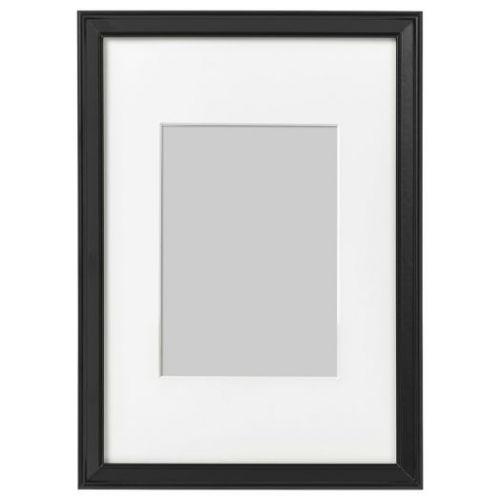 KNOPPANG КНОППЭНГ, Рама, черный, 21x30 см - 403.871.32