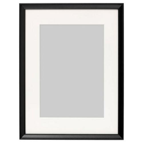 KNOPPANG КНОППЭНГ, Рама, черный, 30x40 см - 203.871.33