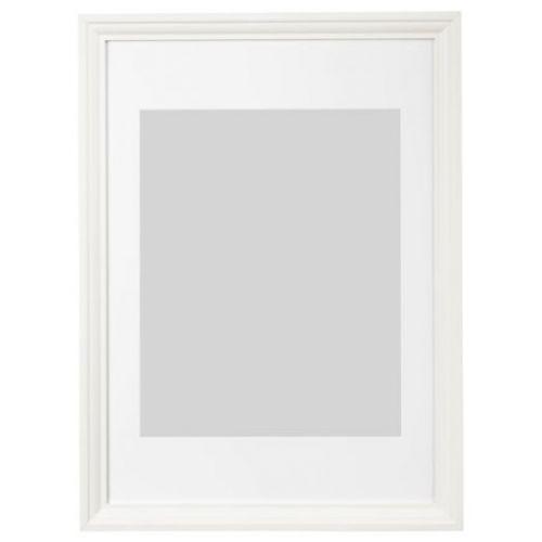EDSBRUK ЭДСБРУК, Рама, белый, 50x70 см - 204.273.32
