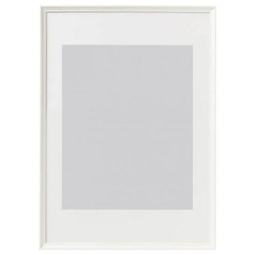 KNOPPANG КНОППЭНГ, Рама, белый, 50x70 см - 404.273.07