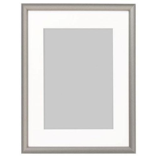 SILVERHOJDEN СИЛВЕРХОЙДЕН, Рама, серебристый, 30x40 см - 403.718.62