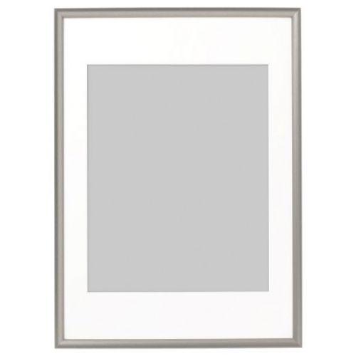 SILVERHOJDEN СИЛВЕРХОЙДЕН, Рама, серебристый, 50x70 см - 003.718.64