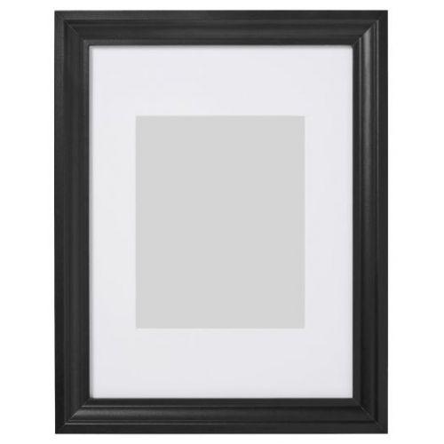 EDSBRUK ЭДСБРУК, Рама, черная морилка, 30x40 см - 704.276.26
