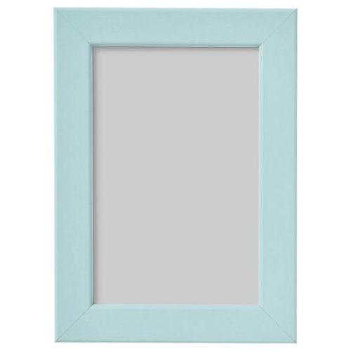 FISKBO ФИСКБУ, Рама, голубой, 10x15 см - 904.647.07