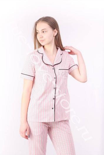 227012 - Цена за 6 шт, Пижама из хлопка