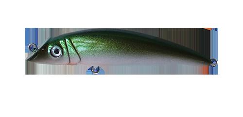 Воблер MERKURI Слон, цвет 40, серия VIII