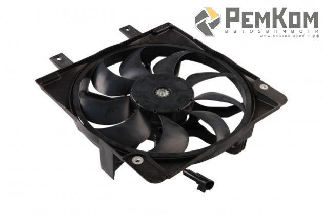 RK04060 * 2172-1308008 * Мотор вентилятора радиатора охлаждения для а/м 2170-2172 Panasonic с кожухом и крыльчаткой