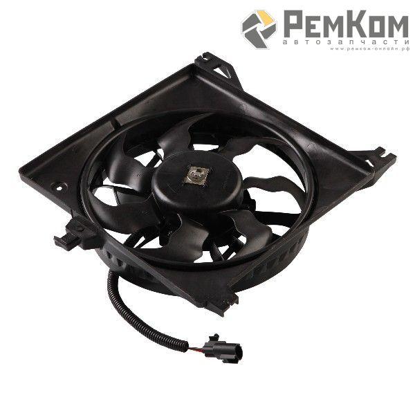 RK04057 * 2190-1332025-11 * Мотор вентилятора радиатора охлаждения для а/м 2190, 2192, 2194 с кожухом и крыльчаткой