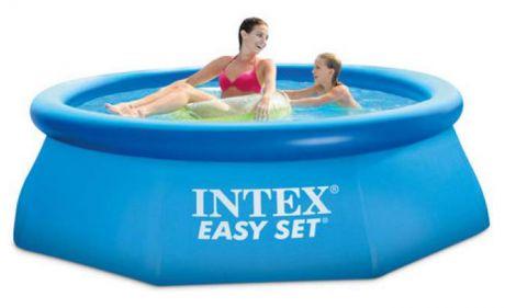 Надувной бассейн Intex 28120, Easy Set
