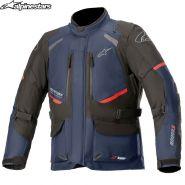 Мотокуртка Alpinestars Andes V3 Drystar, Темно-синяя с черным
