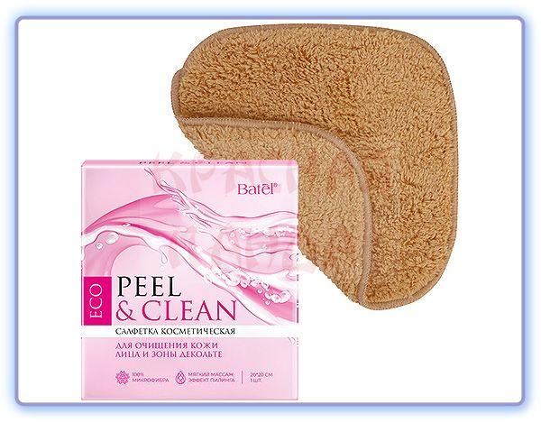 Batel Салфетка косметическая для очищения кожи лица и зоны декольте