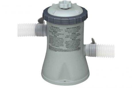 Intex 28602, насос-фильтр картриджный, 1250 л/ч