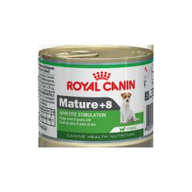 Роял Канин Матюр 8+ Мусс для собак (Mature +8 mousse) 195г.