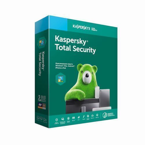 Kaspersky Total Security Ru Lng RUS