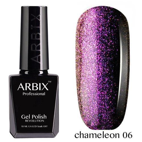 Гель-лак Arbix Top Chameleon 06