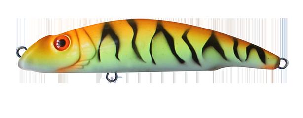 Воблер MERKURI Слон, цвет 53, серия VIII