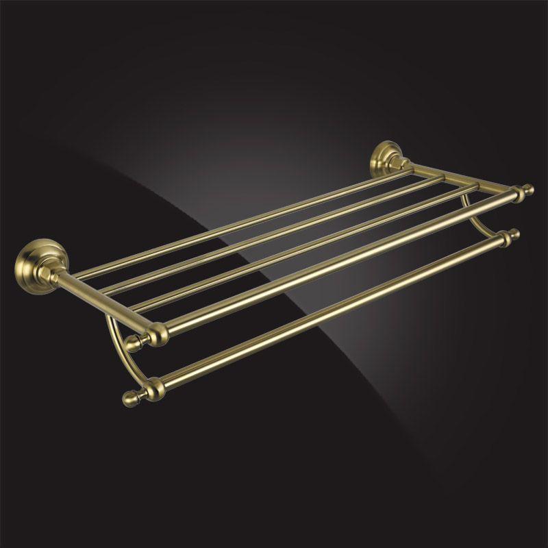 Полка для полотенец Elghansa Praktic PRK-205 Bronze