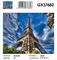 Картина по номерам на подрамнике GХ37682