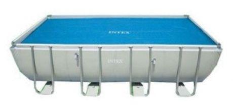 """Intex 29026, обогревающий тент-покрывало """"SOLAR COVER"""" для бассейна, 549x274см"""