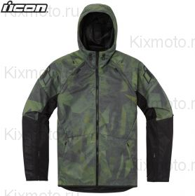 Куртка Icon Airform Battlescar, Камуфляжная