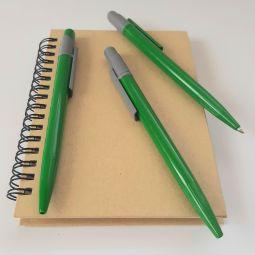 ручки в фирменных цветах