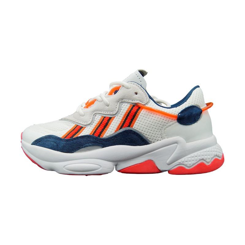 Кроссовки белые Adidas Ozweego White