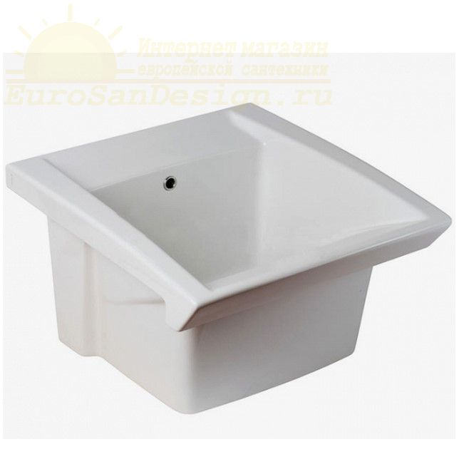Мебельная накладная раковина Hatria Specials YXMA01 60,5х51,5 ФОТО