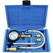 ATP-2206 Компрессометр бензиновый c гибкой и жесткой насадкой, M10*1, M12*1, M14*1 Licota